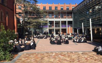 St Vincents College Construction